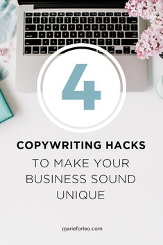 Want to make your business and brand more memorable? These 4 copywriting tips will help your business stand out from your competition… even if it's not that unique. #entrepreneur #branding #copywriting #uniquebusiness #smallbiz #brandinginspiration #marketing #smallbusinessmarketing