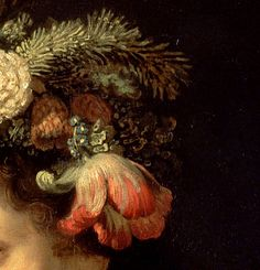 'Flora'(detail) by Rembrandt, 1634 | Flickr - Photo Sharing!