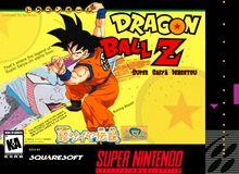 Emularoms: Dragon Ball Z: Super Saiya Densetsu (BR) [ SNES ]
