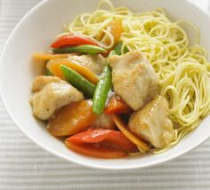Who needs takeaways when you can make this low-fat Chinese-style stir-fry in half an hour?