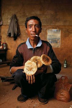 In China's Yunnan province, the foraged mushroom harvest is a serious matter.