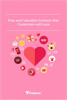 Free and Valuable Content that Customers will Love  #content marketing #brandmarketing #branding #smallbusiness #entrepreneurship #startup #marketing #freelancer #freelancing