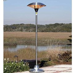 Fire Sense  Infrared Indoor/Outdoor Heater with Pole Mount-p