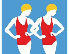 "Check out new work on my @Behance portfolio: ""ELEGANT SWIM"" http://be.net/gallery/45220901/ELEGANT-SWIM"