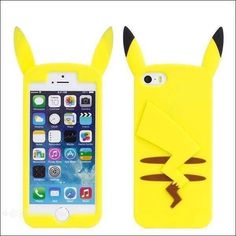 Cute Pocket Monsters 3D Cartoon Pokemon Pikachu Case Soft Silicone Back Cover for iphone 4 4S & SE 5 5S 5C & 6 6S & 6 6S Plus // iPhone Covers Online //   Price: $ 9.95 & FREE Shipping  //   http://iphonecoversonline.com //   Whatsapp +918826444100    #iphonecoversonline #iphone6 #iphone5 #iphone4 #iphonecases #apple #iphonecase #iphonecovers #gadget #gadgets