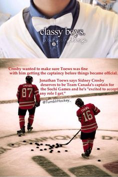 ...This is why Crosby is one of my favorite players, and one of the best players in the league.
