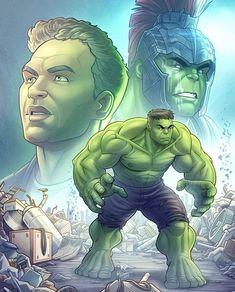 Hulk - o Gigante Esmeralda