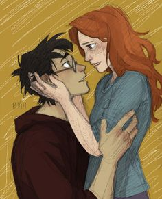 Harry and Ginny - Hinny