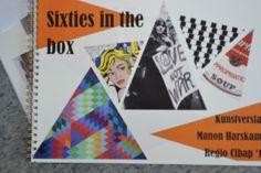 kunstverslag over de sixties, voorblad