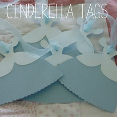 Disney Princess Tags