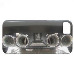 Quad Exhaust Corvette ZR1 iPhone 5 Covers...