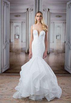 LOVE by Pnina Tornai for Kleinfeld 14487 Wedding Dress photo