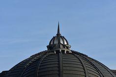 Stephaneum-Gebäude in Piliscsaba, Ungarn<br />Photo: ECI Copper Roof, Ceiling Lights, Lighting, Home Decor, Copper, Copper Ceiling, Decoration Home, Room Decor, Lights