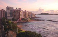 Praia das castanheiras- Guarapari ES