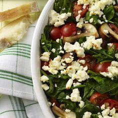 Ovenschotel met spinazie en feta #WeightWatchers #WWrecept #vega #veggie