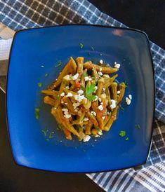 Λαδερές μπάμιες στην κατσαρόλα με σφιχτή σάρκα χωρίς βλέννα Tacos, Mexican, Ethnic Recipes, Food, Essen, Meals, Yemek, Mexicans, Eten