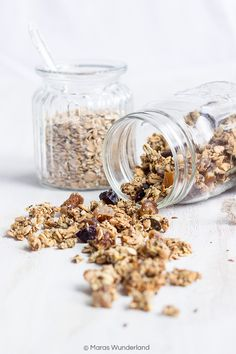 Vegan, Muesli, Easy, Cereal, Food Photography, Low Carb, Sweets, Homemade, Healthy