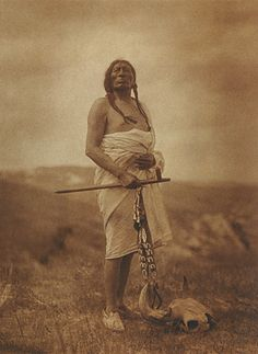 Sioux Medicine Man Edward