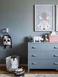 Grey kids decor ideas
