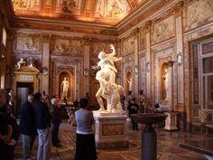 Bernini's The Rape of the Proserpina / Villa Borghese   Rome, Lazio, Italy   Photo by Slavophile on Flickr