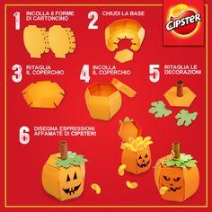 Mostruosamente affamati di #Cipster #Halloween