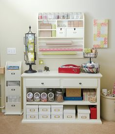 Craft Room #organization