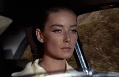 Tilly Masterson tried to assassinate Auric Goldfinger in revenge for the death of her sister Jill. With her poor marksmanship, she missed and almost shot Bond, who took a sharp interest in her. Bond caught up with Tilly again and foiled another of her attempts to kill Goldfinger. In the process, the two were chased by Goldfinger's hitmen, and Tilly was killed by Oddjob's steel rimmed hat.