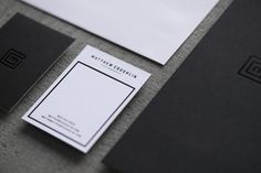 Matthew Coughlin Photography Brand Identity by Jared Granger, via Behance