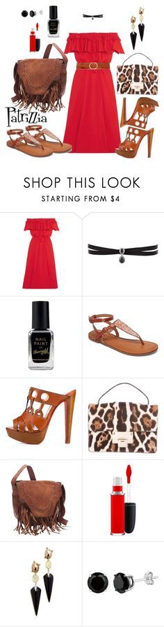Patrizzia29.04.2017a by patrizzia on Polyvore featuring moda, J.Crew, Christian Louboutin, Roxy, Jimmy Choo, SHARO, Alexis Bittar, Fallon, Linea Pelle and MAC Cosmetics