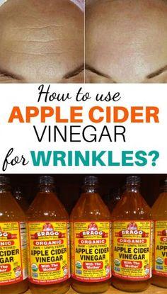 to Use Apple Cider Vinegar for Wrinkles on Face & Eye Wrinkles? - Skin Disease RemediesHow to Use Apple Cider Vinegar for Wrinkles on Face & Eye Wrinkles? Apple Cider Vinegar Remedies, Apple Cider Vinegar For Skin, Apple Cider For Face, Apple Cider Vinegar Benefits, Menopause, Herbal Remedies, Natural Remedies, Health Remedies, Cold Remedies