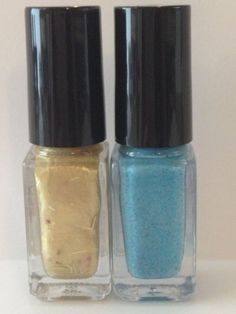 Polish on the beach & Sea my polish - x2 5ml indie nail polishes on Etsy, £6.50