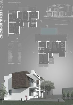 Chestnut Street House | PostScriptum