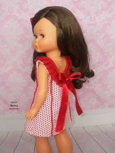 Clothes Patterns, Doll Clothes, High Neck Dress, Sewing, Dresses, Fashion, Gorgeous Dress, Baby Dolls, Sewing Doll Clothes
