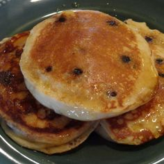 Fluffy Lemon-Blueberry Pancakes Recipe | Just A Pinch Recipes