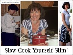 slow cook yourself slim with easy healthy crock pot recipes weight watchers
