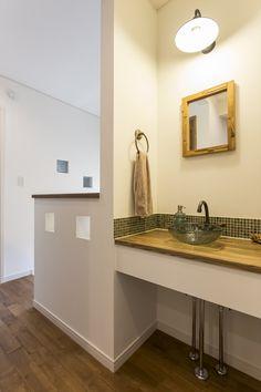 洗面・手洗い/ジャストの家