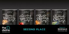 The Dieline Awards 2015:2nd Place Dairy, Spices, Oils, Sauces, Condiments- Tesco Finest Grocery Redesign — The Dieline - Package Design Resource