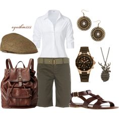 """Newsie Chic"" by cynthia335 on Polyvore"