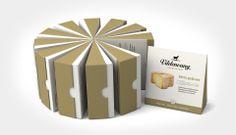 Vildenvang | Tank Design   cheese packaging