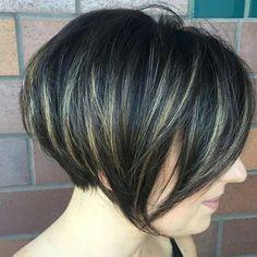 Katie Sanchez Short Hairstyles - 1