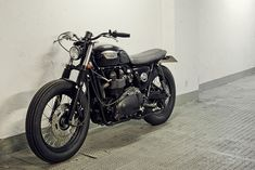 Triumph Bonneville custom by CRD