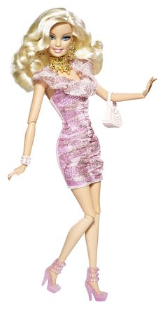 Barbie Fashionistas Swappin? Styles Glam Doll - 2011 by Barbie