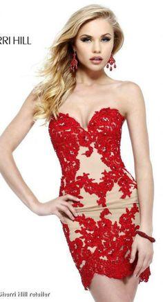 Sherri Hill Dress 21187 | Terry Costa Dallas @Terry Song Song Costa #sherrihill
