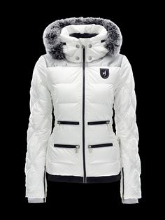Toni Sailer CLEO FUR WOMEN´S SKI JACKET