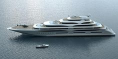 The Privilege One superyacht, currently under construction in Fort Lauderdale, could become the world's second most expensive superyacht upon its completion with an advertised price of $444 million.