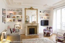 Réalisations de la décoratrice d'intérieur Vanessa Faivre, aménagement intérieur sur Paris et Ile de France