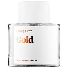 Commodity Gold oz/ 100 mL Eau de Parfum Spray Sephora, Shade Finder, Juniper Berry, Green Cleaning, Parfum Spray, Nice Body, Organic Recipes, Liquid Lipstick, Fragrance