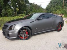 Beautiful Custom 2015 Cadillac CTS-V Coupe~ this car right here. My dream car! One day I will have a CTS-V!!