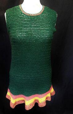 84-Year-Old Crochet Designer Mady Gerard