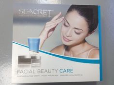 Seacret lot set 3 Minerals dead sea Facial beauty face Cream Peeling Mud mask $40.00